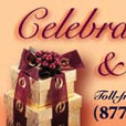 Web Site Design thumbnail for Celebrations and Gifts