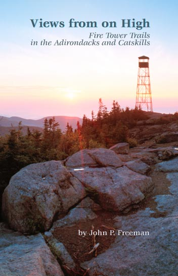 Adirondack Mountain Club book